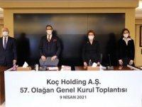 Koç Holding'te yeni yönetim belirlendi