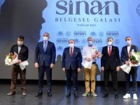 Atlas'tan ilk gala: Mimarların Piri Sinan Belgeseli