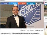Skal International İzmir Başkanı Güner Güney oldu