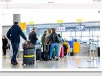 Almanya'da da turizm sektörü alarm veriyor