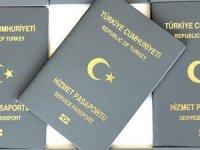 Gri pasaport skandalını fark eden diplomatlar görevden alınmış