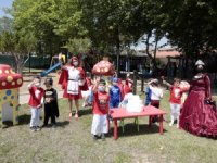 Side'de çocuklar için Masalköyü kuruldu