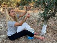Tuğba Özay: Sağlıklı yaşam için ürettiğim zeytinyağı tüketiyorum