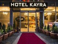 Ankara'da bulunan Kayra Hotel'inicradan satışa çıkarıldı!