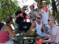 Pandemi de Antalya Hollandalı turistleri yüzde 95 kaybetti