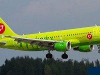 S7 havayolu, Türkiye uçuşlarını yaz sonuna dek askıya aldı