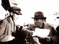 Atatürk diyor ki! Basın, milletin müşterek sesidir