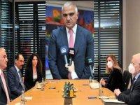Bakan Ersoy: Almanya'nın alacağı karara uyumlu hale geleceğiz