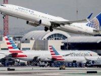 ABD havayolları 2020'de yolculara 12,8 milyar dolar iade etti