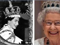 İngiltere, Kraliçe'nin tahta çıkışının 69'uncu yılını kutluyor