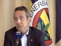 Ali Koç: Fenerbahçe'ye iftira atanlarla hesaplaşacağız