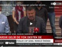 CHP, destek göremeyen müzisyenleri ağırladı