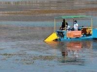 Antalya'nın ornito turizmimerkezi Boğaçay temizlendi