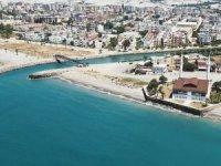 Mersin Bozyazı'da 4 katlı otel icradan satışa çıkarıldı
