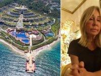 Atilla Uras'ın kızı: Cihan Ekşioğlu otelimize tankla girdi