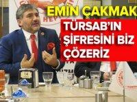 Emin Çakmak: Türsab'ı istikrara kavuşturacağız
