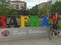 4 yılda 85 bin kilometre pedal çevirdi: Türkiye'yi tam 5 kez dolaştı