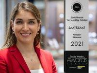 Social Media Awards Turkey'den Saat&Saat'e Büyük Ödül