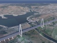 Kanal İstanbul'da ilk köprünün ihalesini Saray'ın müteahhidi aldı
