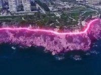 Falez Işıklandırma Projesi tamamen iptal edildi