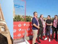 Antalyaspor, sponsorluk anlaşmasınıYivli Minare de yaptı