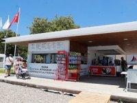 Konyaaltı ve Lara Plajı 1000 hijyenik şezlongla açıldı