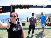 Konyaaltı Varyant Seyir Terası fotoğraf çekim merkezi oldu