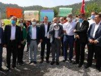 Marmaris'teki cennet koyun imara açılmasına halkın tepkisi