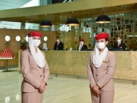 Emirates, Özel First Class Salonu'nu yeniden açıyor