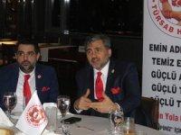 Emin Çakmak: Türsab'ta değişim, gelişim beraber olacak