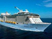Royal Caribbean'ın test gezisine 350.000'den fazla gönüllü başvurdu