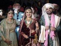 Antalya'da 1 milyon liralık Hint düğünü