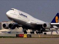 Lufthansa Mayorka'yaB747-8'le uçmaya başladı