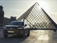DS 7 Crossback'in Louvre özel serisi Türkiye'ye geliyor