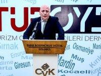 TÜROYD Başkanı Ali Can Aksu: Kapanma turizm için tehlikedir