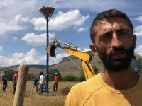 Köyüne orman kurdu: 'Turistin sözlerinden utandım'