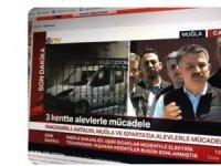 Milas Belediye Başkanı: 3 bakanI ekrandan izliyorum