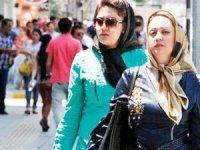 Mart ayında en çok İran'dan ziyaretçi ağırladik
