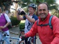 Yanarak ölen bisiklet sporcusu ve eşi dostlarını üzdü