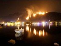 Orman yangınları turizmi de vurdu ve turizmcileri endişelendirdi