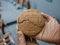 Arkeoloji Müzesi'nde geometri tarihini değiştirecek tablet