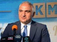 Bakan Ersoy: Kültür sanatta kazanım 'muazzam seviyede'