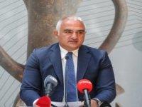 Bakan Ersoy: Yangın bölgesi otellerin borcunubankalaryapılandıracak