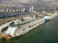 Norwegian Cruise Line aşılı yolcu ile sefere çıkıyor