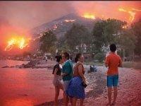 Turizmcilerden 'Yangın bölgelerine tatile gidin' çağrısı!