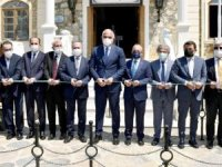 Çanakkale Muharebeleri Sıhhiye Müzesi açıldı
