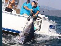 DOST Sportif Balıkçılık Turnuvası D-Marin Didim'de yapılıyor