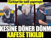 Türkiye'de tatil yaptı! Ülkesine döner dönmez kafese tıkıldı