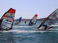 Türkiye Windsurf Alaçatı Şampiyonası tamamlandı