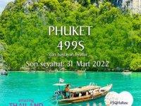 Singapur Hava Yolları Phuket promosyonu sürüyor
